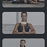 A Sneak Peek At the Wellness Hub in the KIC App!