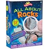 Scientific Explorer All About Rocks Experiment Kit