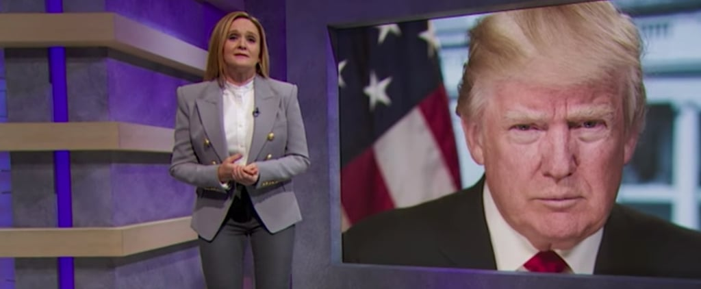 Samantha Bee Investigates Trump's History With an Entire Country That Seems to Hate Him