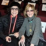 Jane Fonda and Lily Tomlin attended the I'll See You in My Dreams premiere.