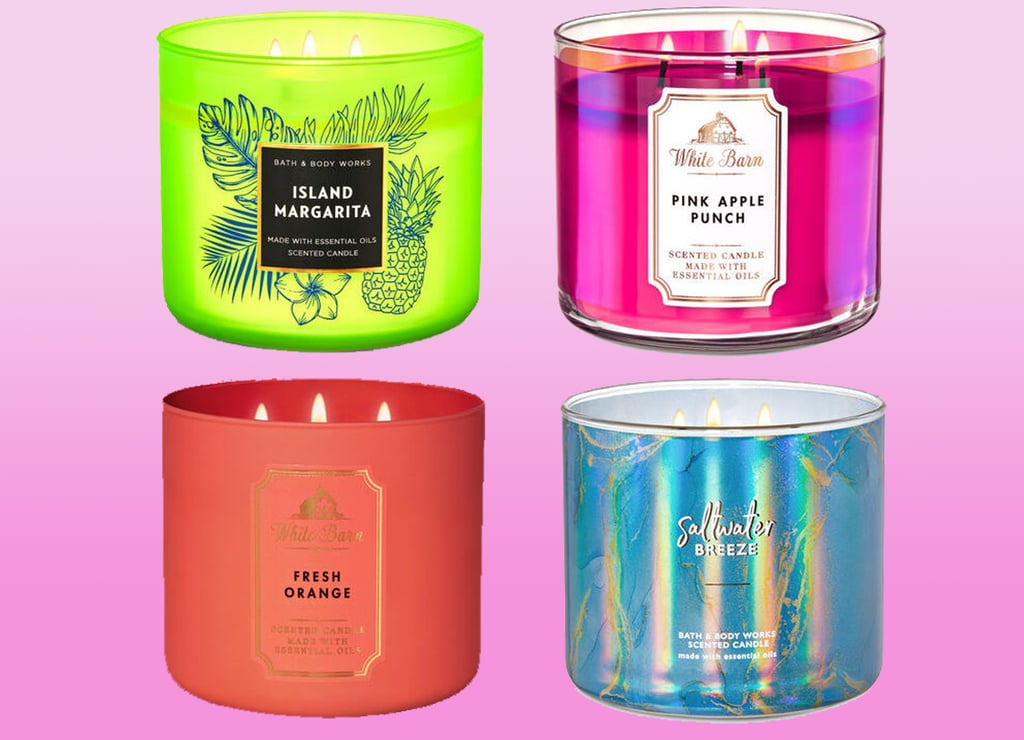 The Best New Candles From Bath & Body Works | Summer 2020