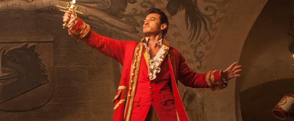 Luke Evans Looks So Good in Beauty and the Beast, You'll Forget He's the Villain