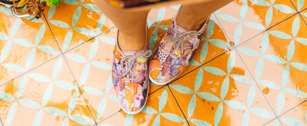 Keds x Jungalow Chorus Sneakers | 2020