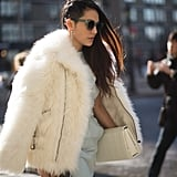 Let Your Coat Be the Focus of Your Look