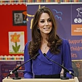 Kate's First Speech