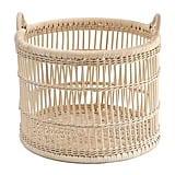 Large Boho Storage Basket