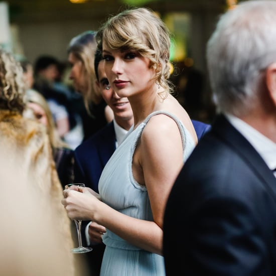 Taylor Swift Stella McCartney Dress at the BAFTA Awards 2019