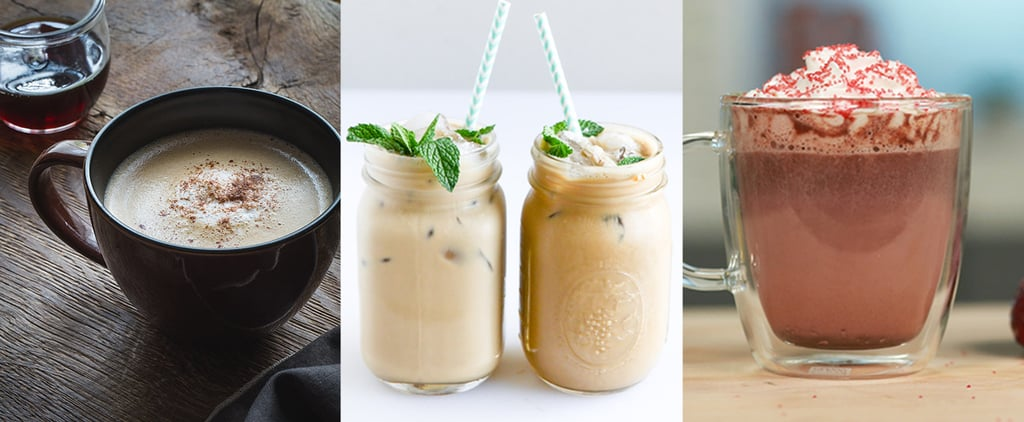 10 Popular Coffee Drinks You Can Totally Make at Home