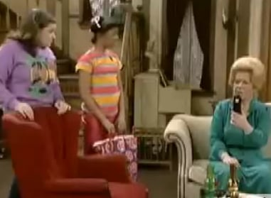 Flashback: Tootie's Bong on Facts of Life