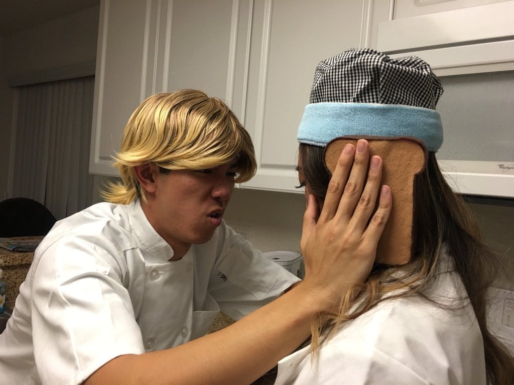 Hell S Kitchen What Are You An Idiot Sandwich