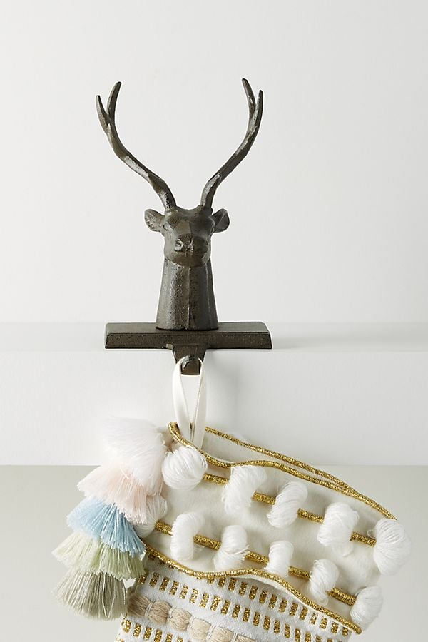 Reindeer Stocking Holder