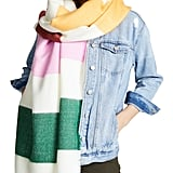 Madewell Rectangle Stripe Scarf