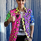 Ruby Rose around MBFWA