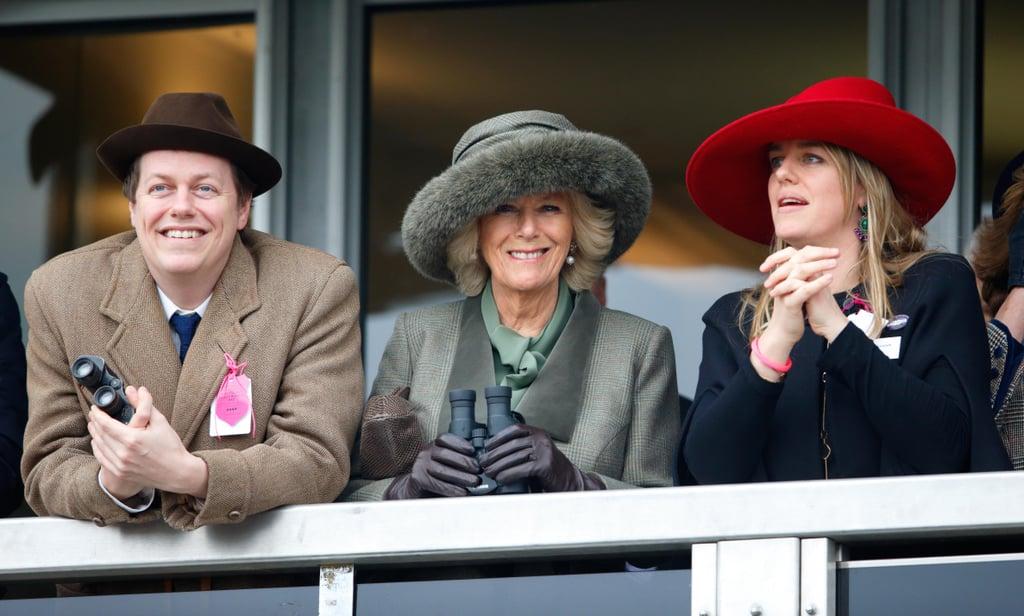 Who Are Camilla Parker Bowles's Children?