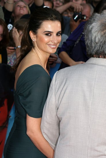 Penelope Cruz at her Berlin Premiere