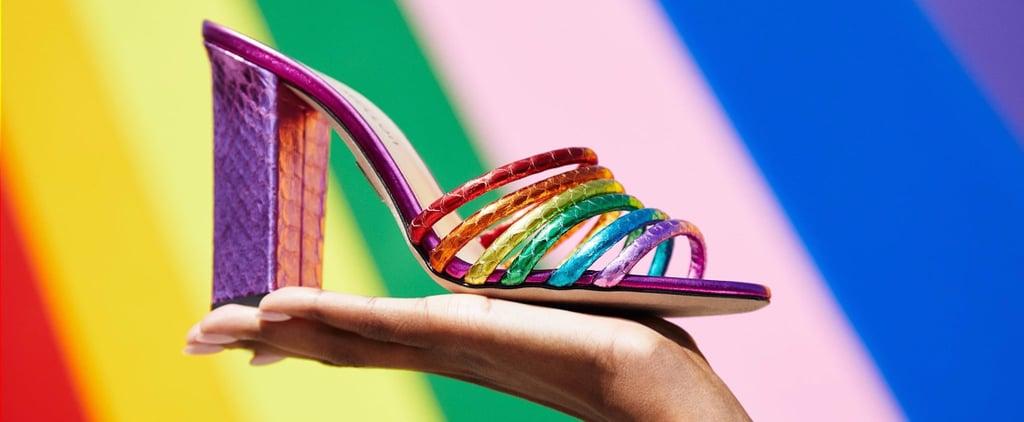 Even Unicorns Will Be Jealous of These 7 Rainbow Heels