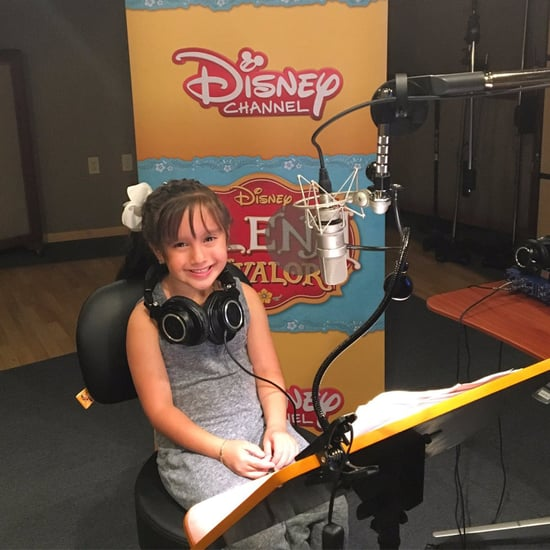 Mario Lopez's Daughter, Gia, Working on Elena of Avalor