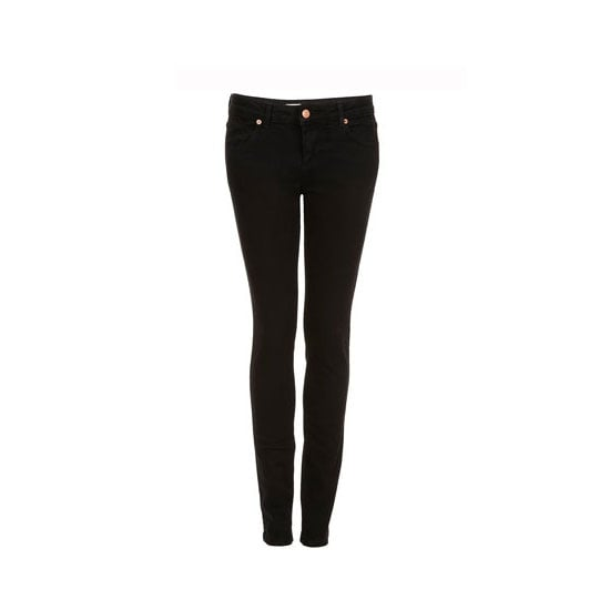A little boring maybe, but all the Emmanuel Alt front row action has ignited my need for these Topshop jeans. They're her favourite and gosh are they cheap! — Alison, BellaSugar editor  Jeans, approx $60, Topshop