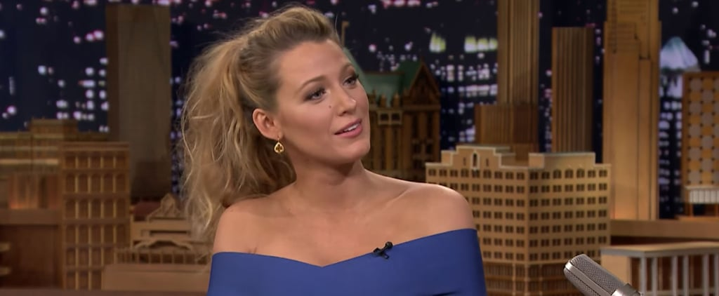 "Blake Lively Has 1 Word to Describe Seeing Husband Ryan Reynolds Naked on Screen: ""Torture"""