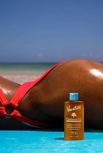 Vacation Chardonnay Oil Review