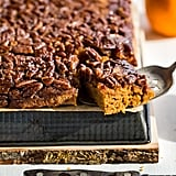 Sticky Bun Pumpkin Spice Cake