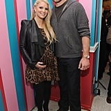 Jessica Simpson and Eric Johnson Get Goofy With Sweets
