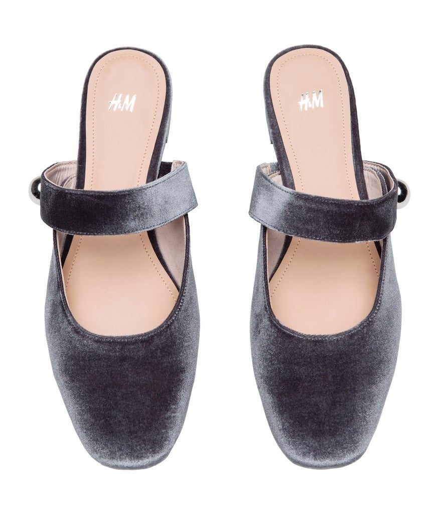 Popular Fall H&M Shoes 2017