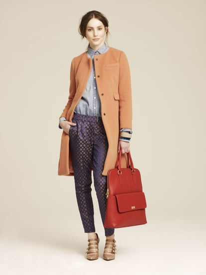 Photos of J.Crew Women's Fall 2011 Collection Lookbook