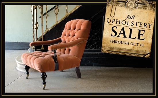 Sale Alert: Jayson Home & Garden Fall Upholstery Sale
