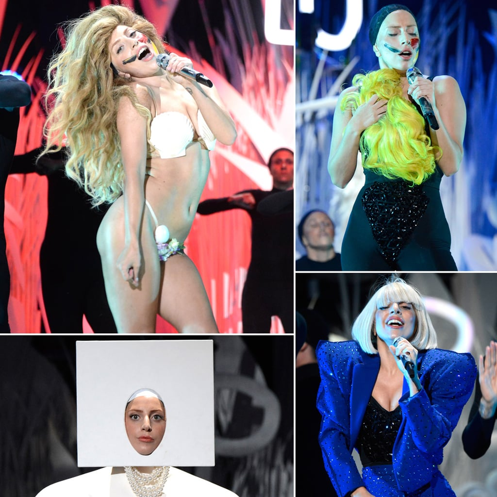 Lady Gaga at the VMAs 2013 | Pictures