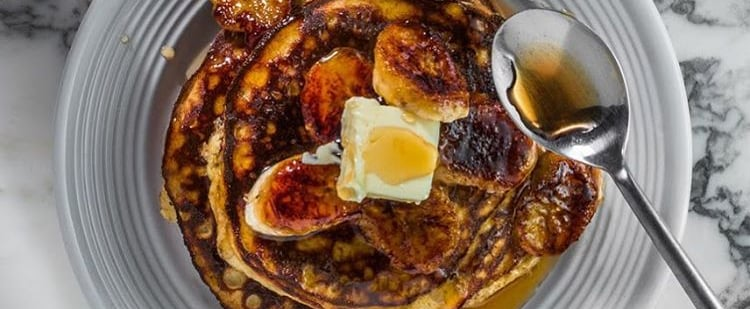 Queer Eye Antoni's Almond Flour Pancake Recipe