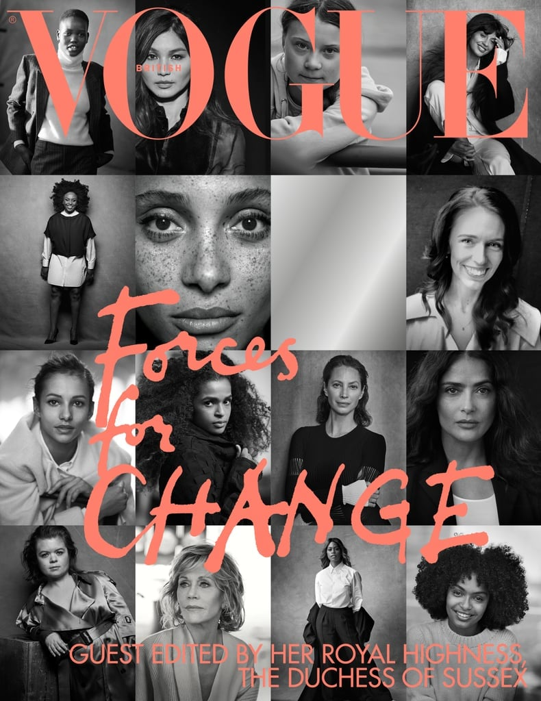 Image result for british vogue september 2019