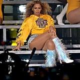 Beyoncé had one of the best Coachella performances in 2018.