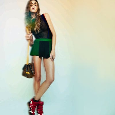 Cute Sporty Clothes For Spring 2012
