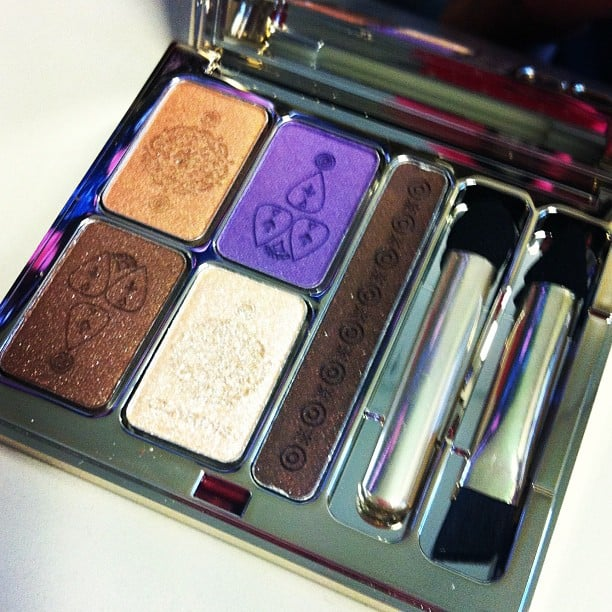 The gorgeous Enchanted eyeshadow palette by Clarins, out August 6.