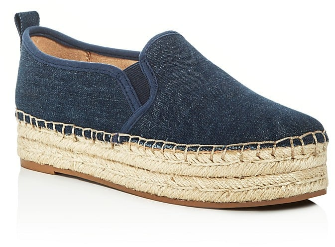 Denim Shoes Spring 2017 Popsugar Fashion