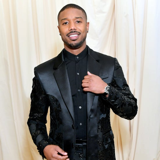 Michael B. Jordan Fragrance Interview