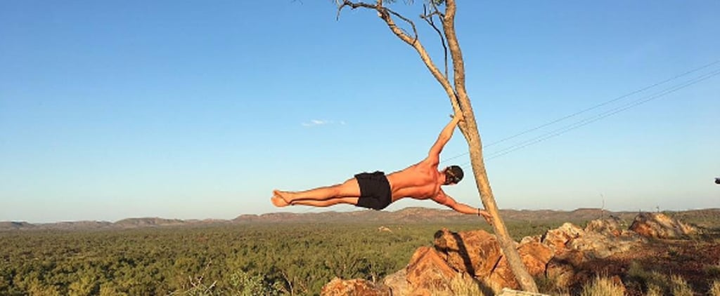 This Guy Has Got to Be the Fittest Aussie in Existence