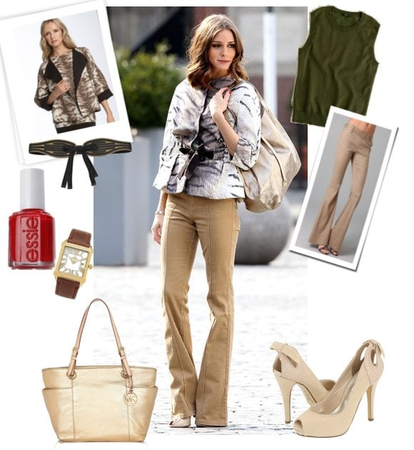 Pictures of Olivia Palermo Street Style