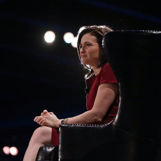 Sheryl Sandberg's Option B book (Video)