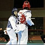 Brianna Salinaro, Para Taekwondo