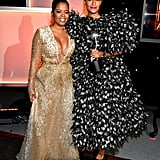 Pictured: Malinda Williams and Tracee Ellis Ross