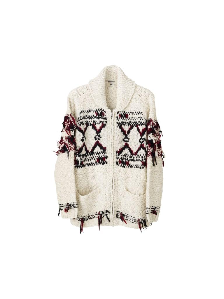 Wool Cardigan ($150) Photo courtesy of H&M