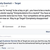 Comments About Target's Nongendered Toys