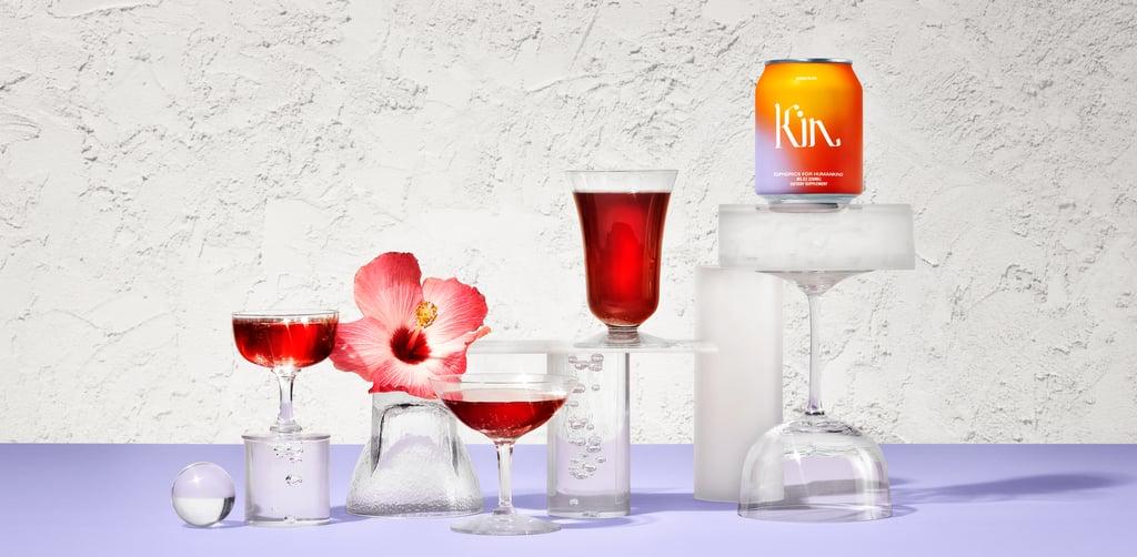 A Yummy Relaxing Drink: Kin Spritz
