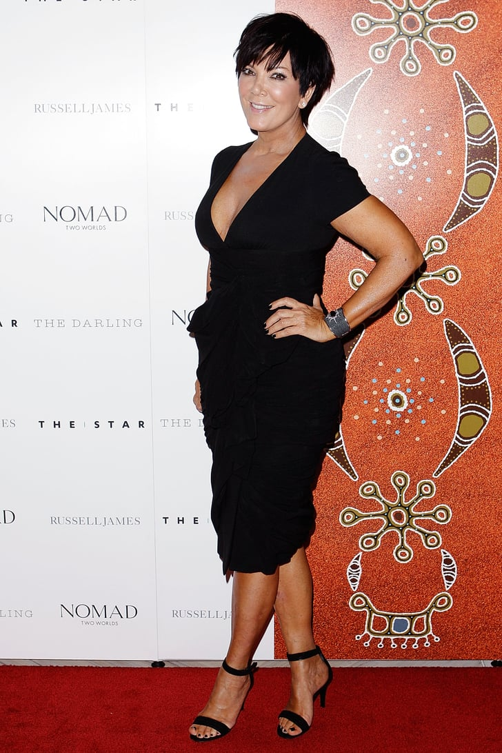 Kris Jenner  Kris And Kendall Jenner Pictures At Book Launch In Sydney  Popsugar -4595