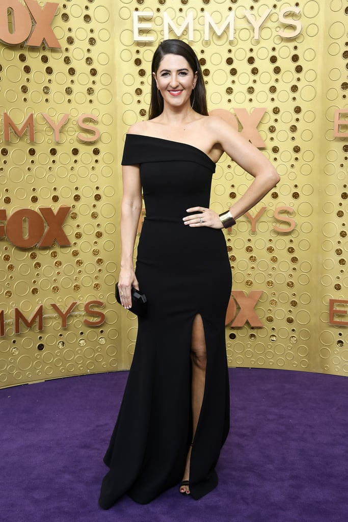 D Arcy Carden At The 2019 Emmys See The Good Place Cast