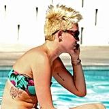 Celebrity Beach Hair