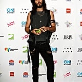 2012: Russell Brand