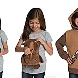 Your Kid Won't Be Able to Resist Making Chewbacca's Classic Wookie Sounds While Wearing the Hoodie